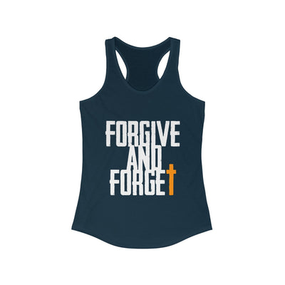 Forgive and Forget Women's Ideal Racerback Tank