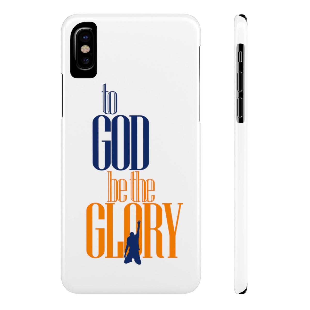 To God be the Glory Case Mate Slim Phone Cases