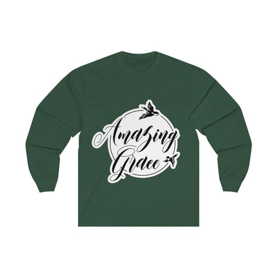 Amazing Grace Unisex Long Sleeve Tee