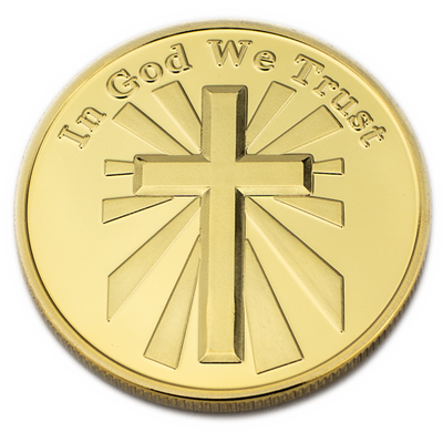 Good vs Evil Sobriety Recovery Coin
