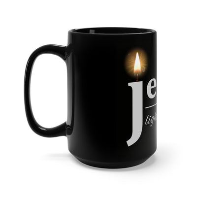 Jesus the Light of the World - 15oz Mug