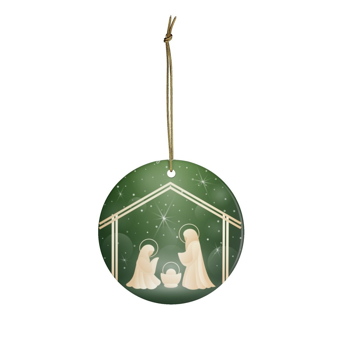 Ceramic Ornaments - Christmas
