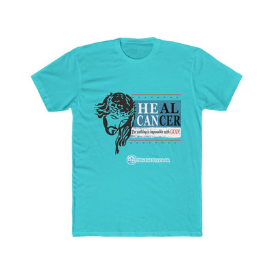 Men's Cotton Crew Tee - He Can