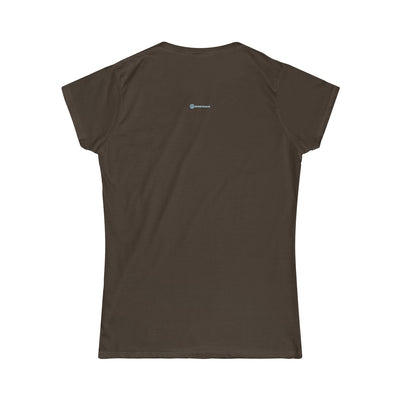 By his Stripe Women's Softstyle Tee