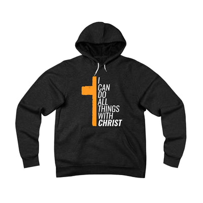 I can do all things Unisex Sponge Fleece Pullover Hoodie