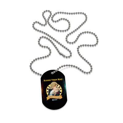 Dog Tag - Mother of Jesus