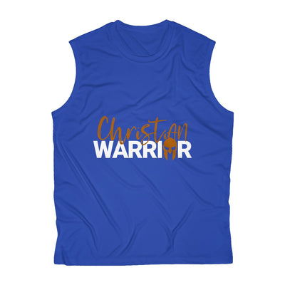 Christian Warrior Men's Sleeveless Performance Tee