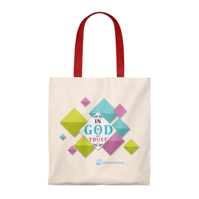 Tote Bag - Vintage -In God We Trust