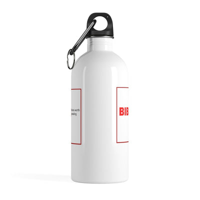 Bible Stories Worth Spreading (Stainless Steel Water Bottle)