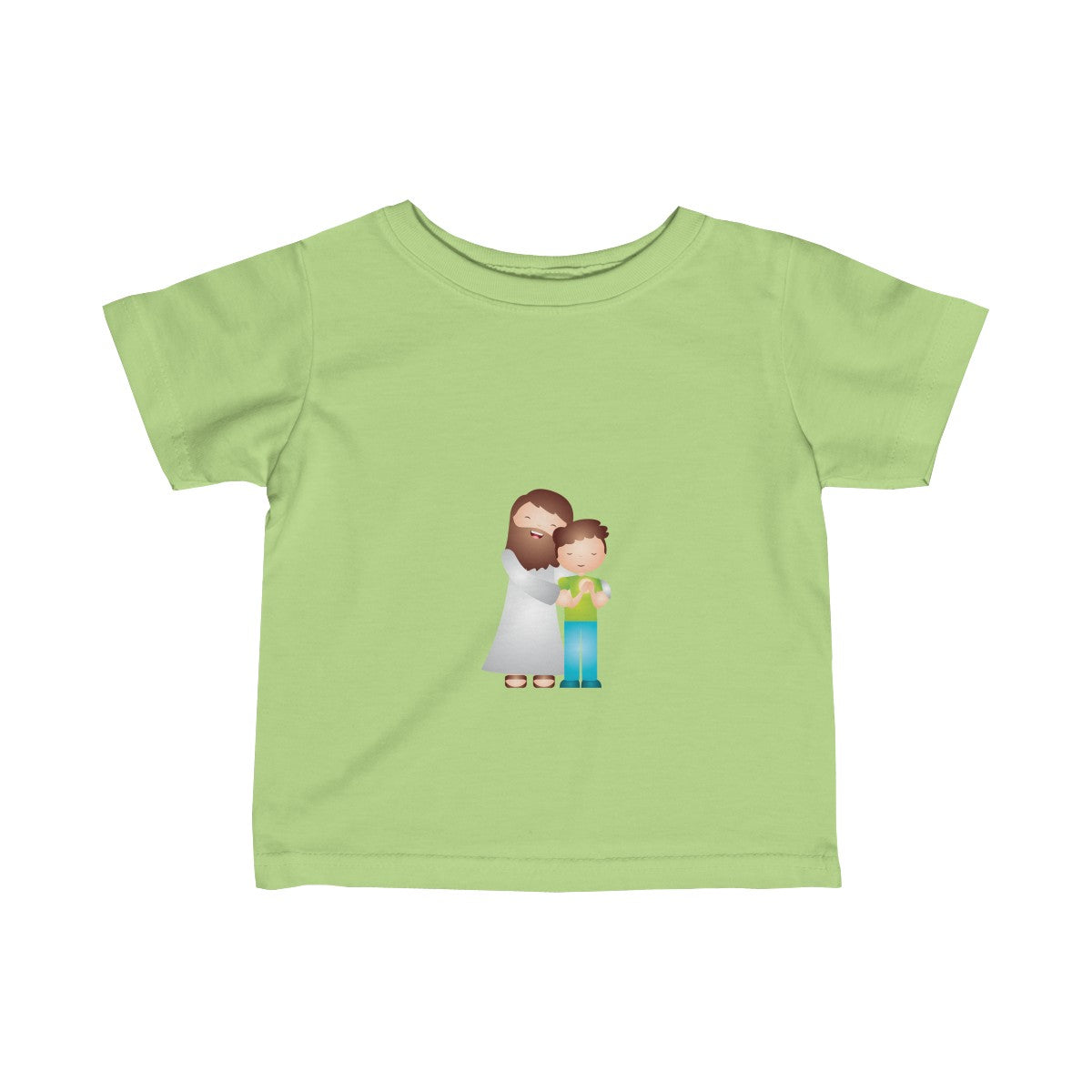 Teach a Youth Infant Fine Jersey Tee
