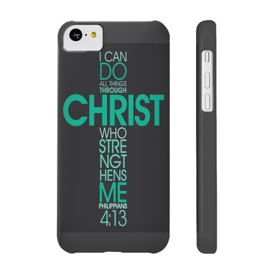 Case Mate Slim Phone Cases - I can Do It