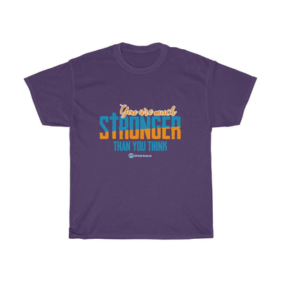 Stronger Unisex Heavy Cotton Tee