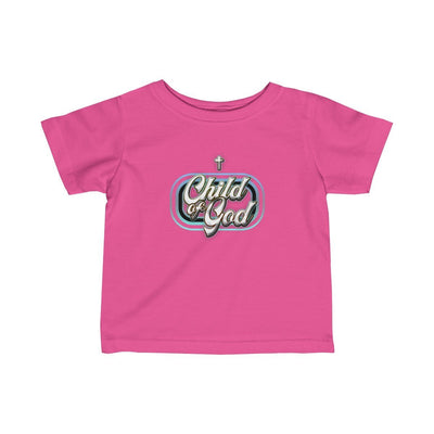 Child of God (Infant Fine Jersey Tee)