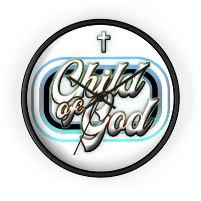 Child of God - Wall clock