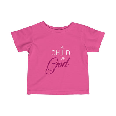 A Child of God Infant Fine Jersey Tee