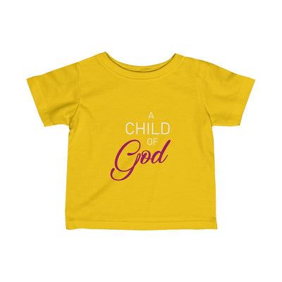 ChildofGod Infant Fine Jersey Tee
