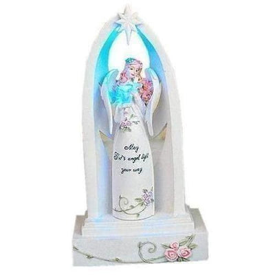Christ Resin Nightlight Angel Ornaments - The Divine Bazaar
