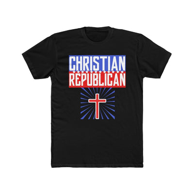 Christian Republican Men's Cotton Crew Tee