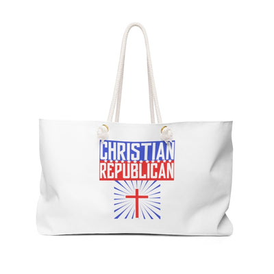 Christian Republican Weekender Bag