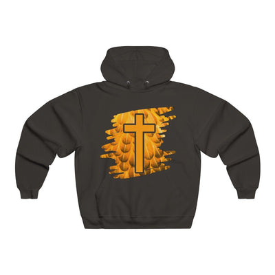 Cross Men's NUBLEND® Hooded Sweatshirt