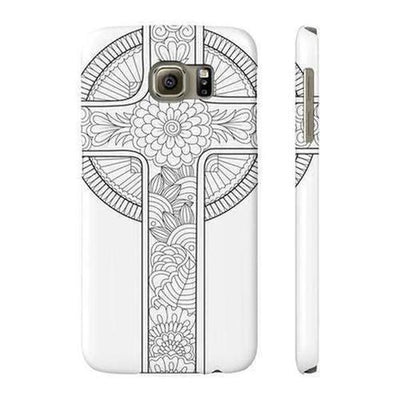 Cross Phone Case