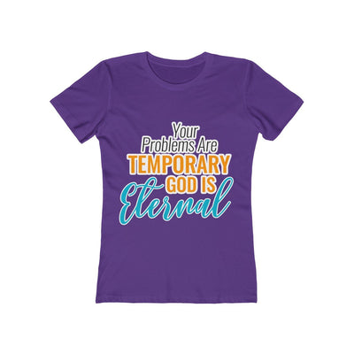 Eternal Women's The Boyfriend Tee