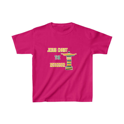 Jesus Christ The Redeemer Kids Heavy Cotton™ Tee