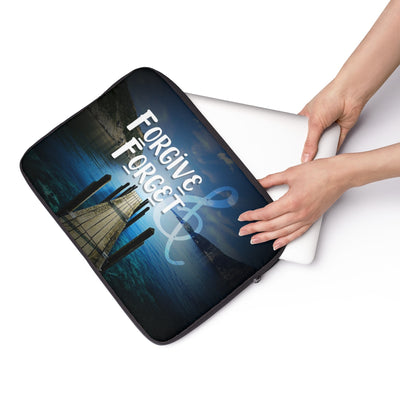 Can You Forgive & Forget Laptop Sleeve