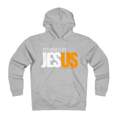 Powered by Jesus Unisex Hoodie