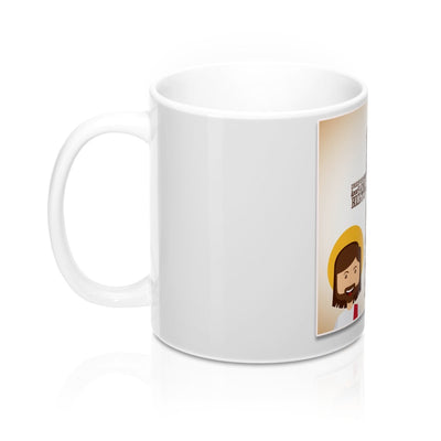 Mug 11oz - God Son All