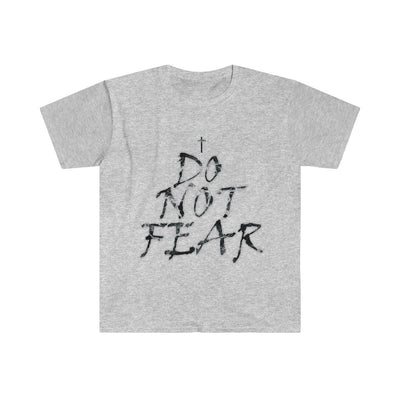 Do Not Fear (Men's Fitted Short Sleeve Tee)