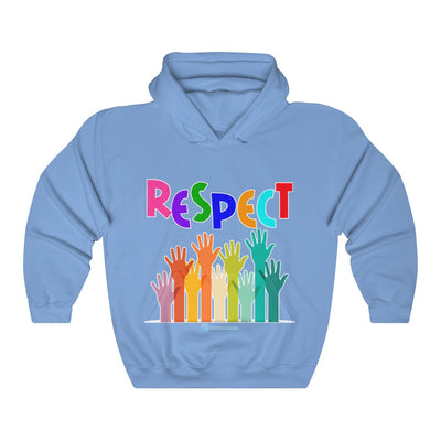 Show Some Respect Unisex Hooded Sweatshirt