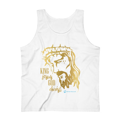 Jesus in all Names Men's Ultra Cotton Tank Top