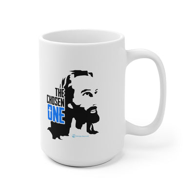 The Chosen One White Ceramic Mug