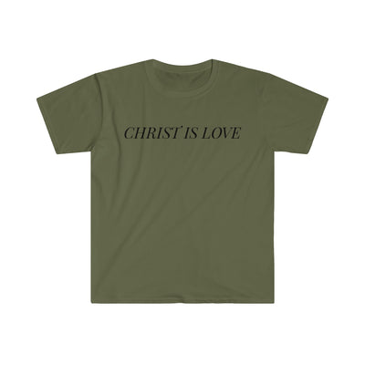 The love of Jesus Christ Men's Tee