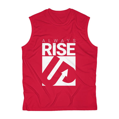 Always Rise Up Men's Sleeveless Performance Tee