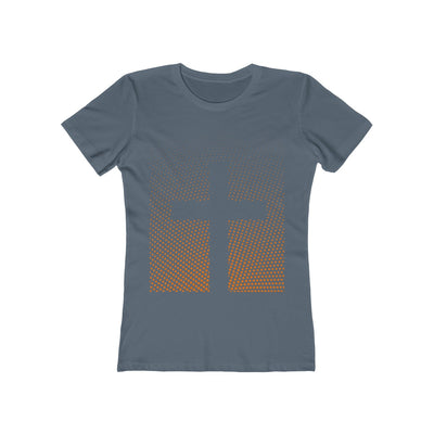 The Hidden Cross Women's The Boyfriend Tee