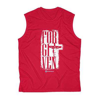 We are Forgiven Men's Sleeveless Performance Tee