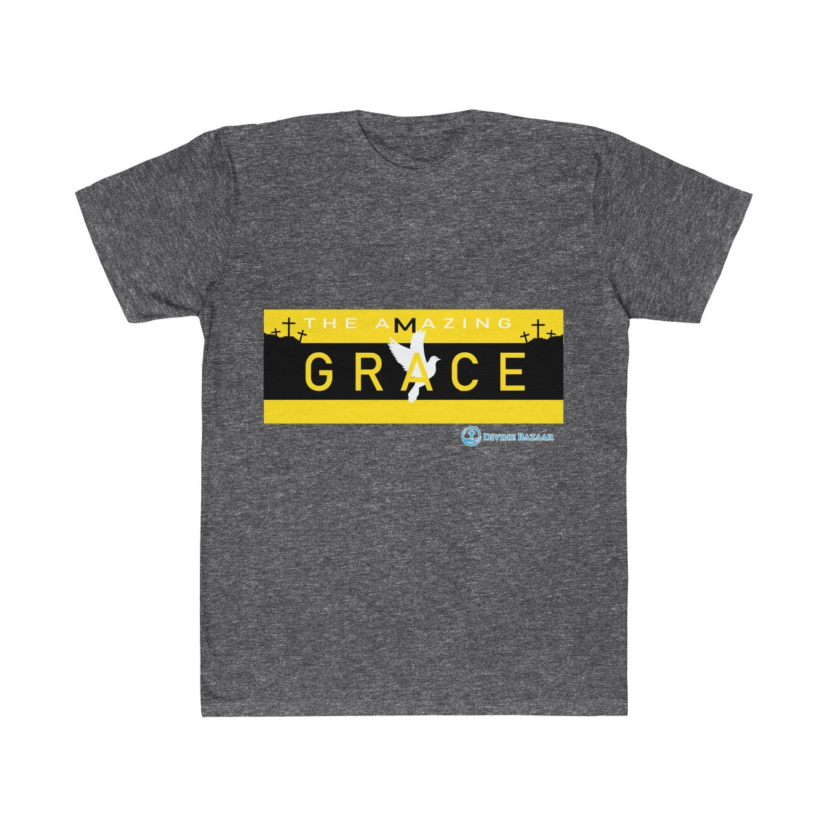 AMAZING GRACE Unisex Fitted Tee
