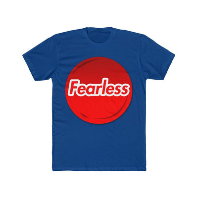 Fearless (Men's Cotton Crew Tee)