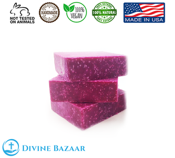 Fruit of The Spirit Soap Bar - The Divine Bazaar