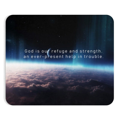 God verse Mousepad