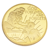 God Forgives and Forgets Golden Coin