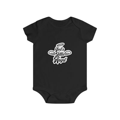 God's Little Angel (Infant Rip Snap Tee)