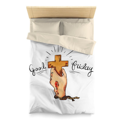 Good Friday - Microfiber Duvet Cover