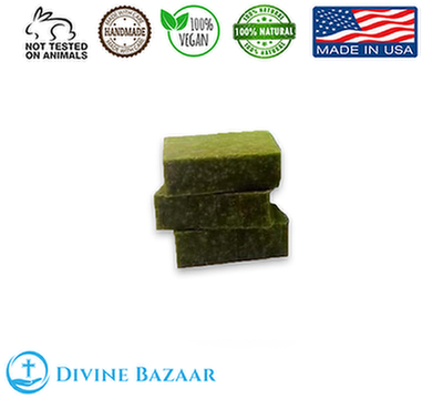 Green Tea Verbena Soap