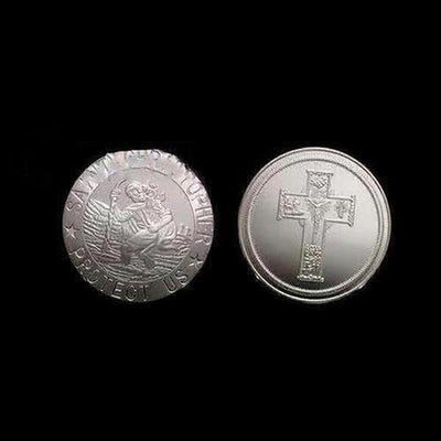 Holy Travelers Protection Coins - The Divine Bazaar