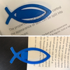 "Icythys ""Jesus Fish"" Bookmarks - The Divine Bazaar"