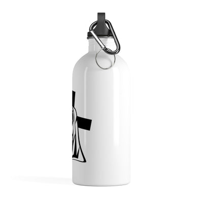 Jesus Christ - Stainless Steel Water Bottle