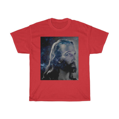Jesus Christ Portrait (Unisex Heavy Cotton Tee)